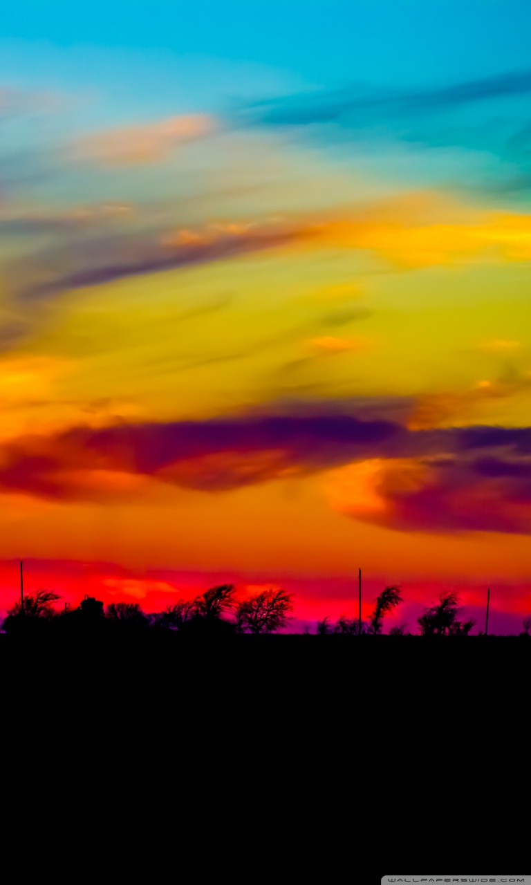 colorful sky wallpapers