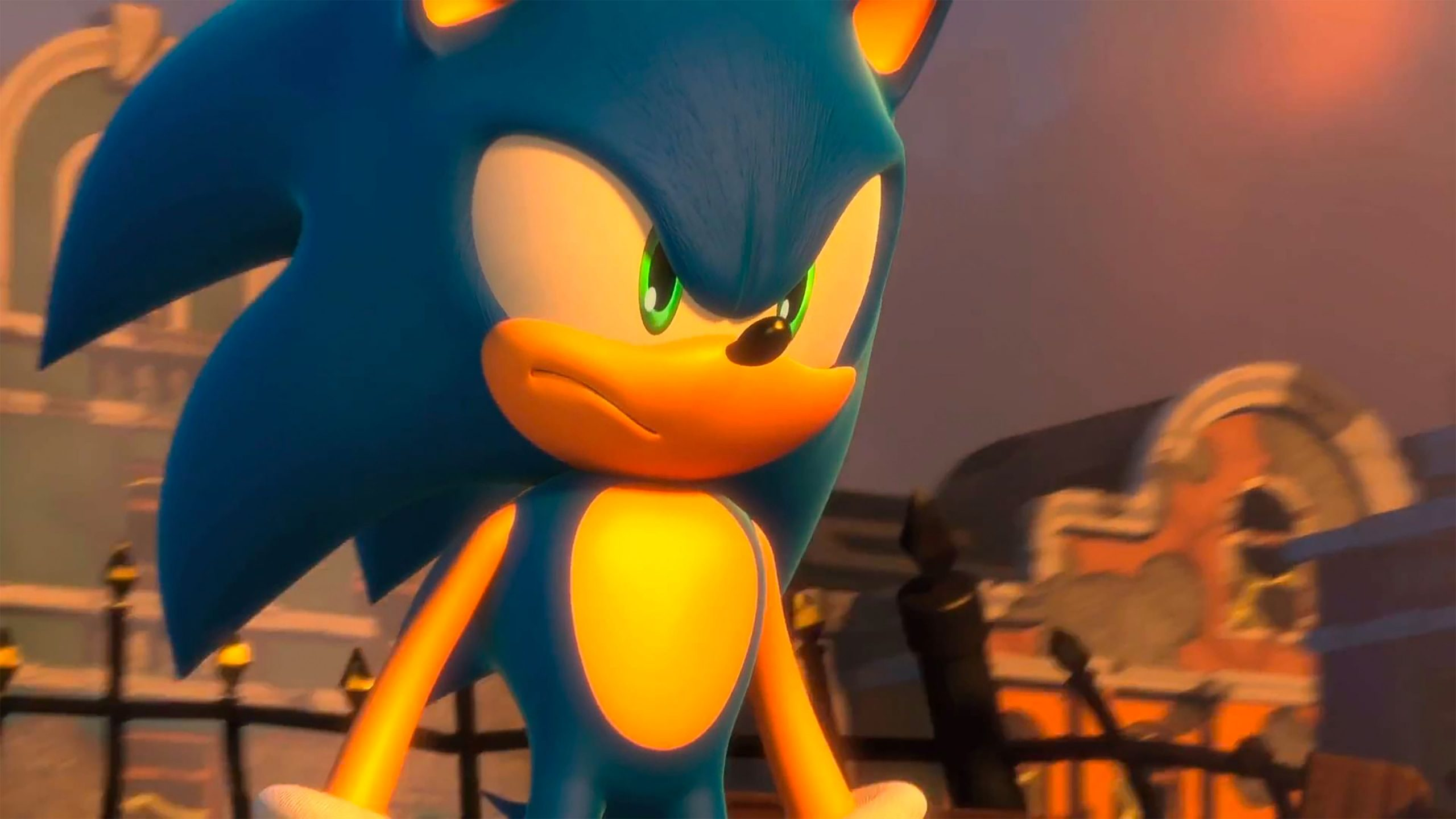 sonic forces wallpapers in ultra hd 4k