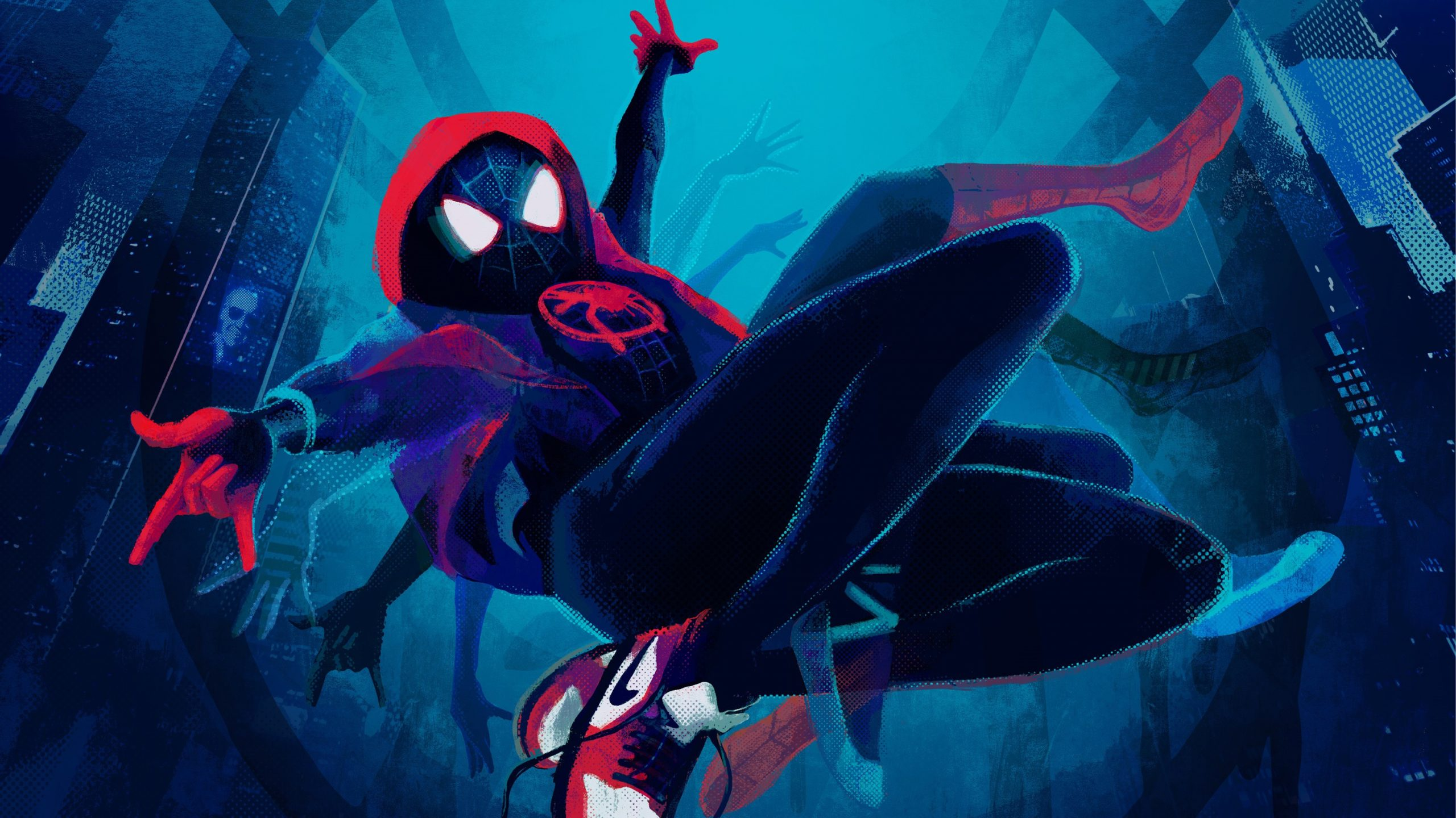 spider man into the spider verse hd wallpapers free wallpaperxyz 42
