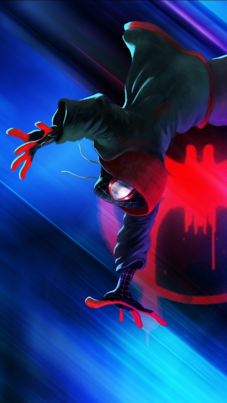 spider man into the spider verse 4k 7 wallpapers