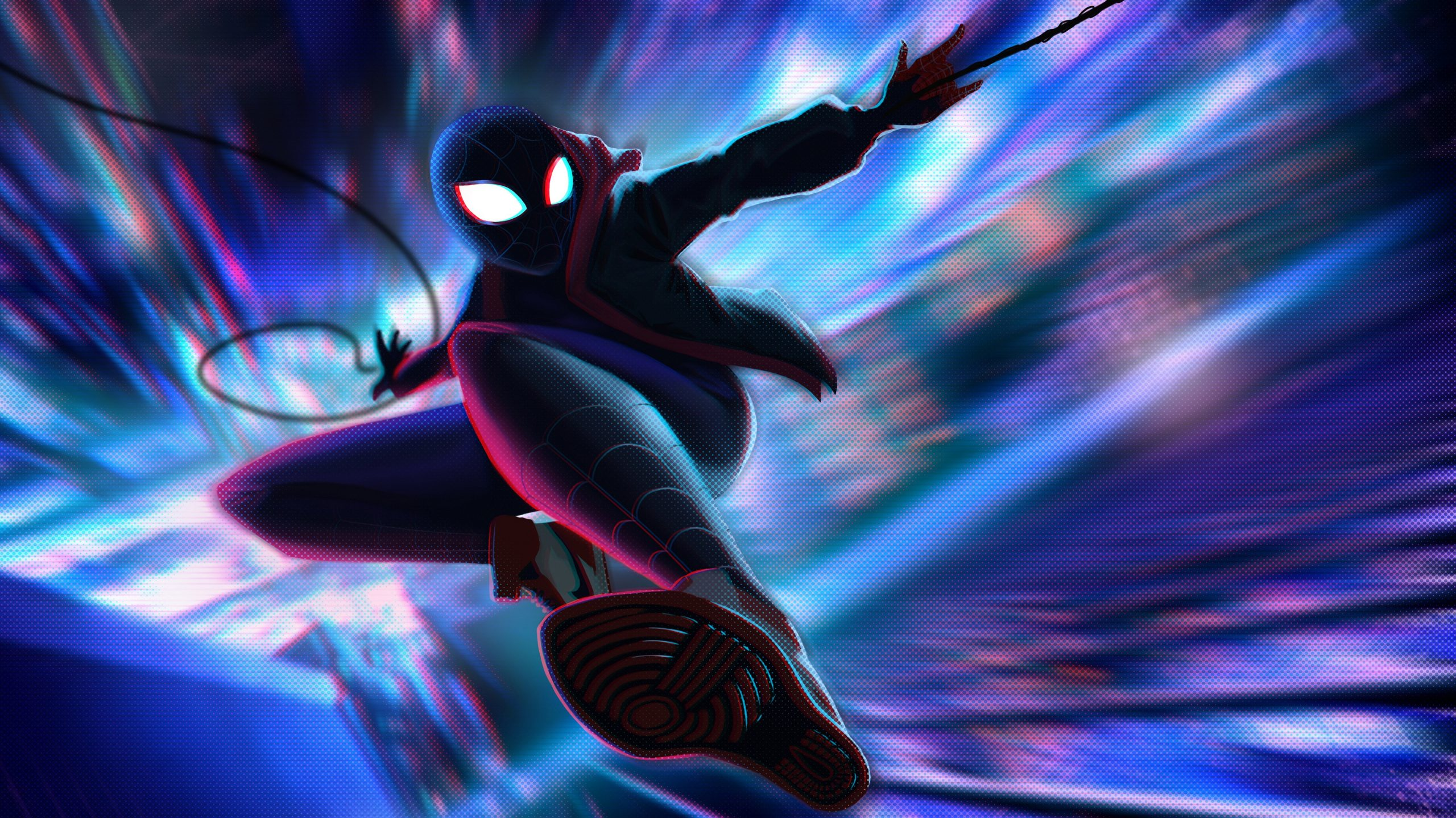 miles morales spider man into the spider verse 4k 5k best wallpapers