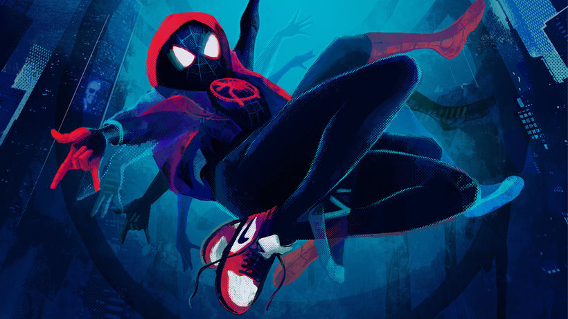 miles morales spider man into the spider verse 4k s7933