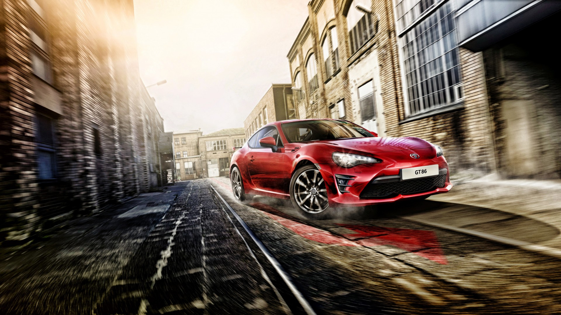 2017 toyota 86 sports car wallpapers