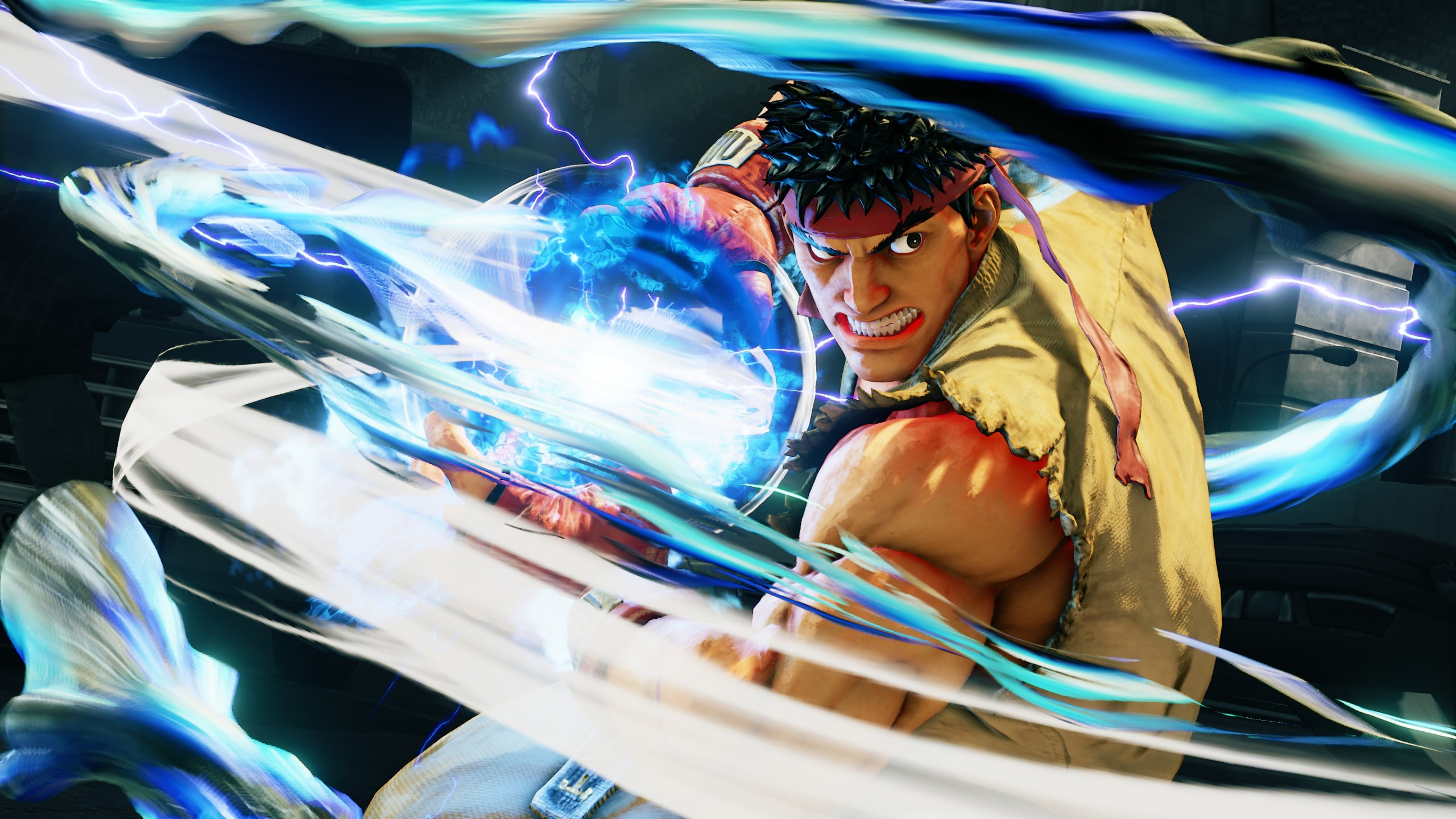 ryu street fighter 5 wallpapers
