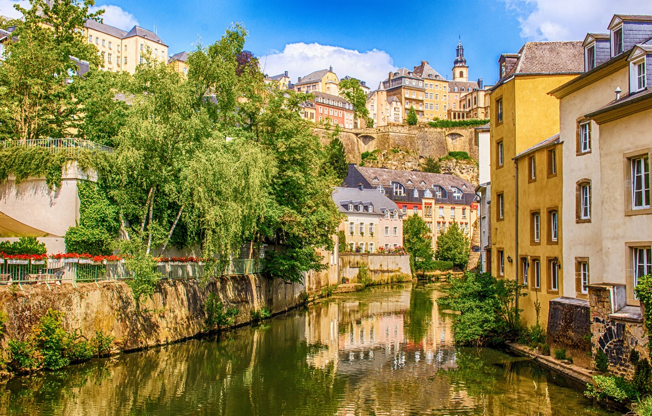 luxembourg wallpapers