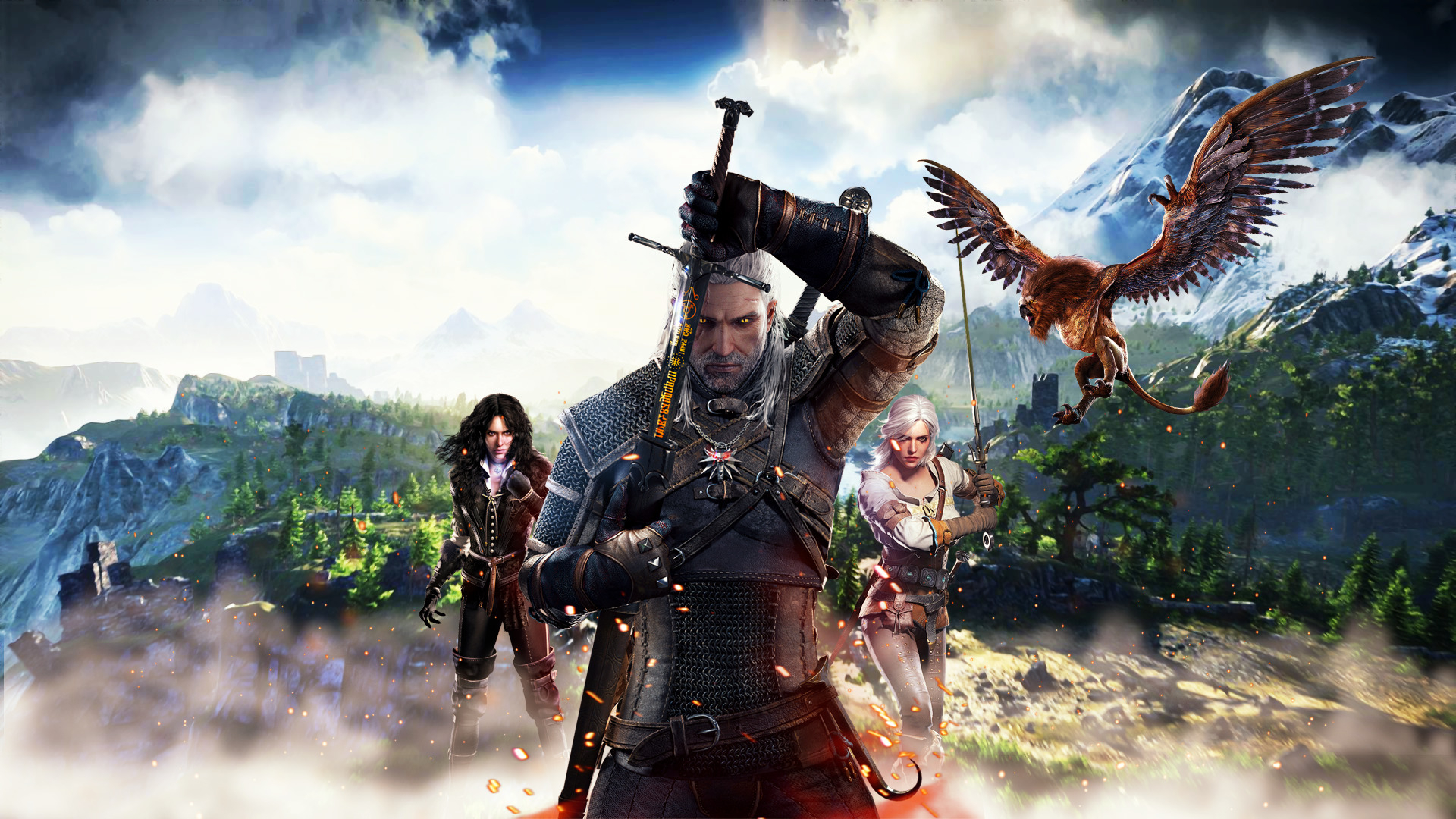the witcher the witcher 3 wild hunt 2