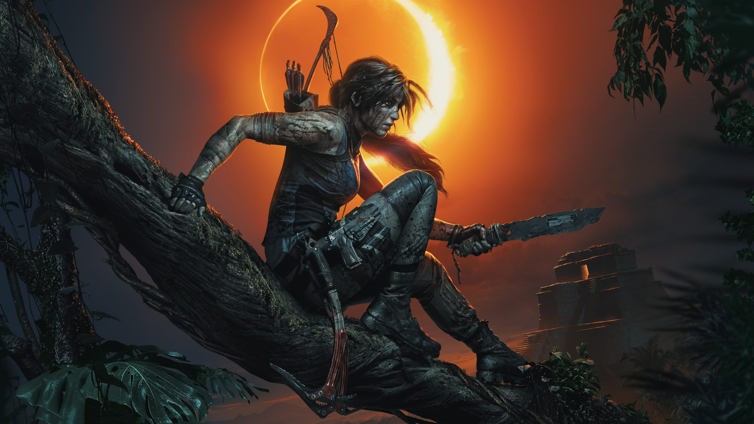 shadow of the tomb raider 5k