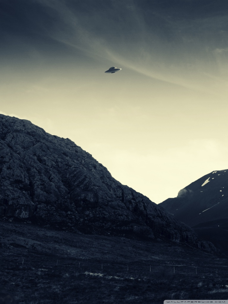 ufo flying wallpapers