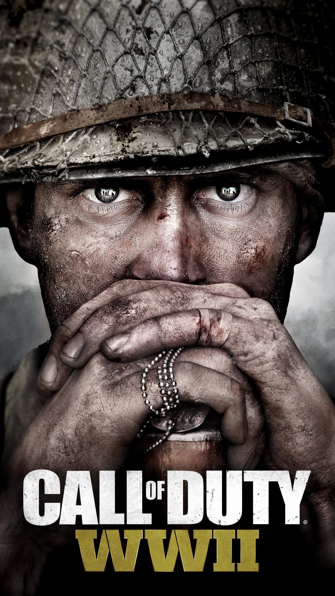 Call of Duty WW2 Wallpapers shared by Sony